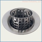 Jr. Basket Strainers