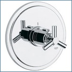 One Handle Thermostatic Control Valves