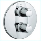 Two Handle Thermostatic Control Valves