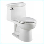 One Piece Elongated Bowl Toilets