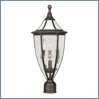 World Imports Lighting Outdoor Post Lights