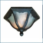 World Imports Lighting Outdoor Flush Mounts
