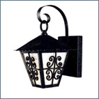 World Imports Lighting Outdoor Wall Sconces