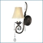 World Imports Lighting Wall Lamps